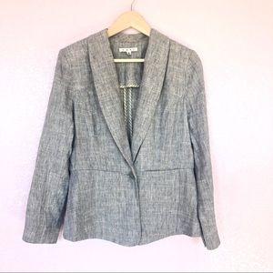 CAbi | Linen blazer size 8